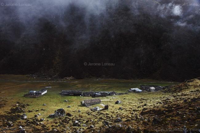 Village of Bimtang