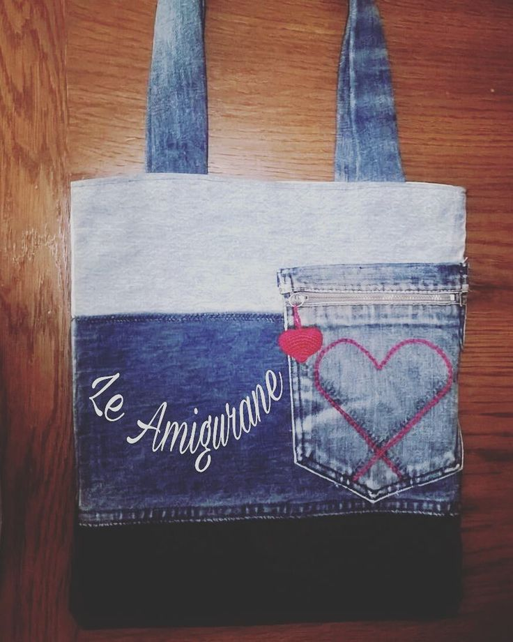 Top Oltre 25 fantastiche idee su Vecchi jeans su Pinterest   Borse  BG68