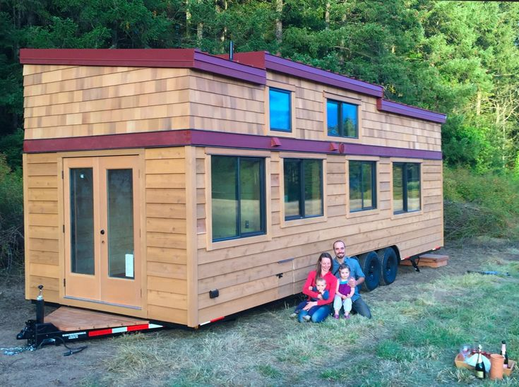 5072 best fun funky playhouses and tiny homes images on for Tiny house family of 6
