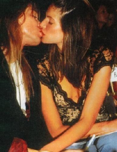 Meegan Hodges: Guitarist Slash's Rebound Girlfriend (bio ...