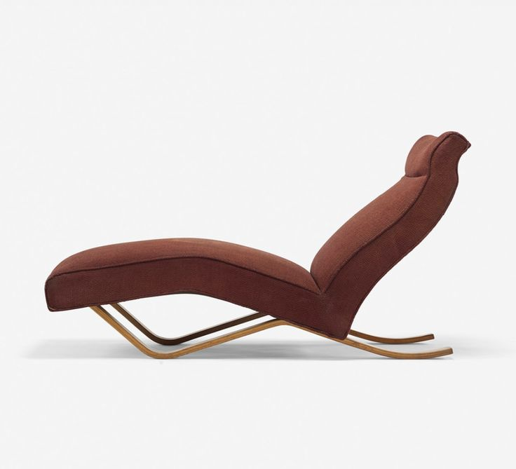 Carl Anderson And Ross Bellah Chaise