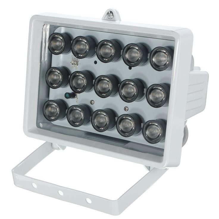 Marvelous Cam ra de s curit de la lumi re infrarouge illuminateur IR ft LED v lampe de nuit