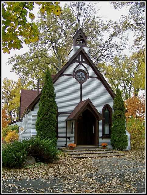 St. Andrew-by-the-Lake Church, Toronto