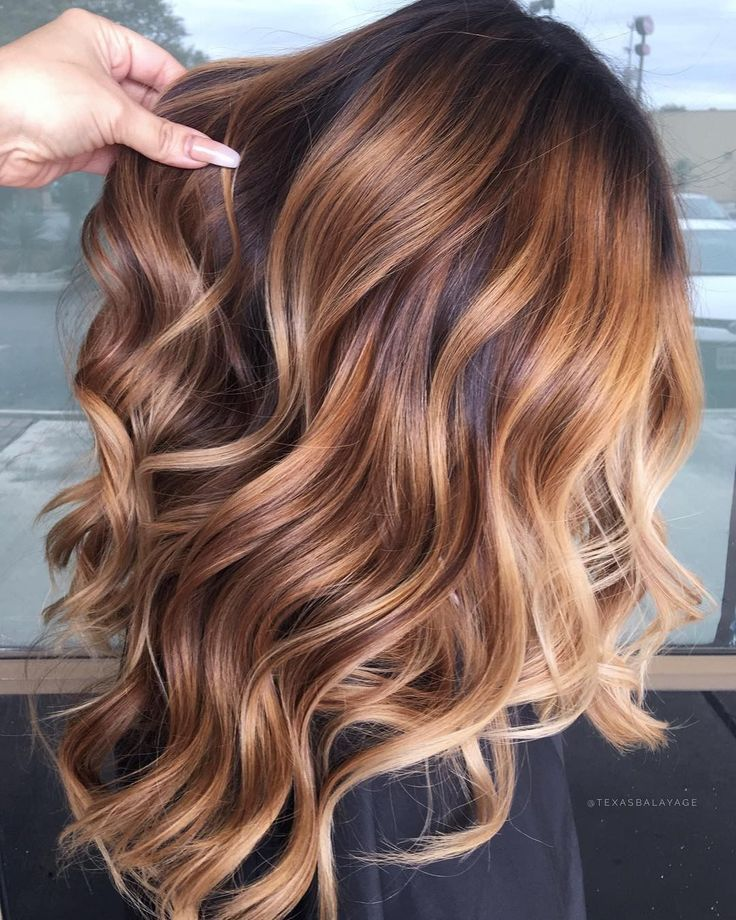 Most Up To Date Cost Free Honey Auburn Hair Ideas If You Have Considered All The Many Tones Regarding Re Hair Color Balayage Warm Balayage Brown Hair Balayage