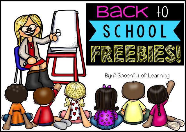TONS of Back to School FREEBIES