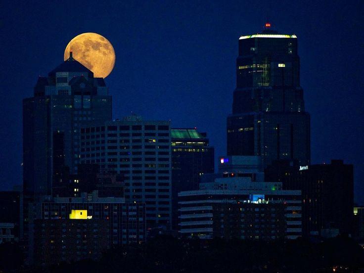 Канзас-Сити, США, 12 июля 2014 г.