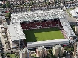 Upton Park - West Ham United, I've been there!!! :D