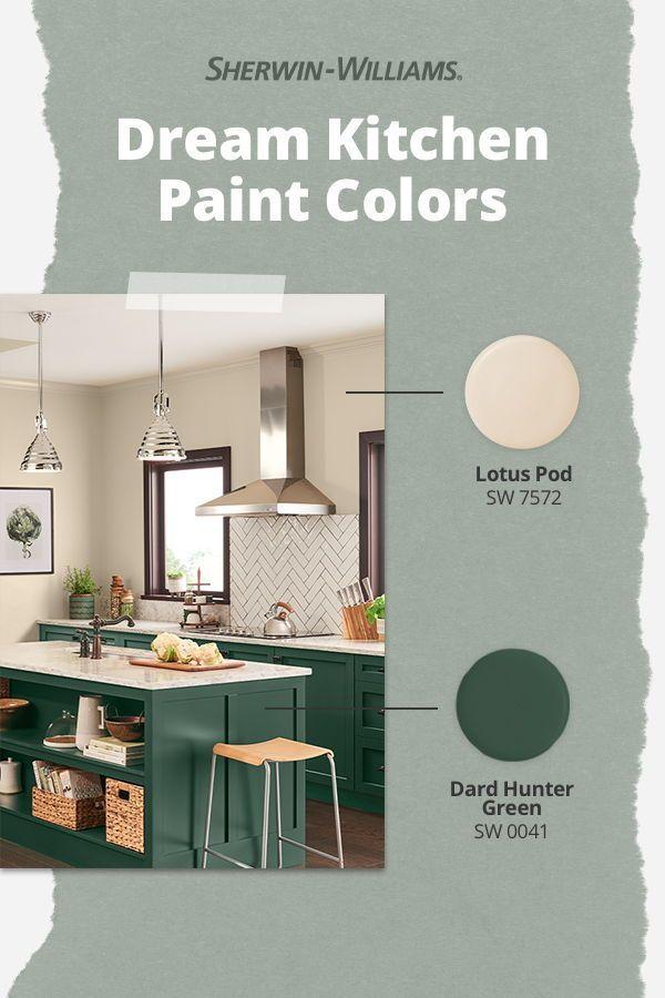 Earthy Kitchen Paint Color Combinations Sherwin Williams Kitchen Paint Kitchen Paint Colors Kitchen Paint Color Inspiration