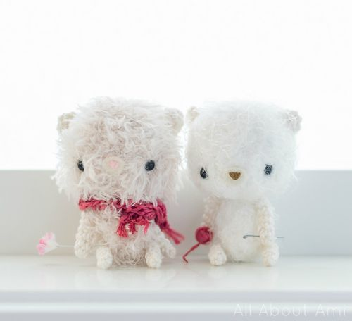 Pattern: the Fluff Bears Ride along, Amigurumi tutorial ...