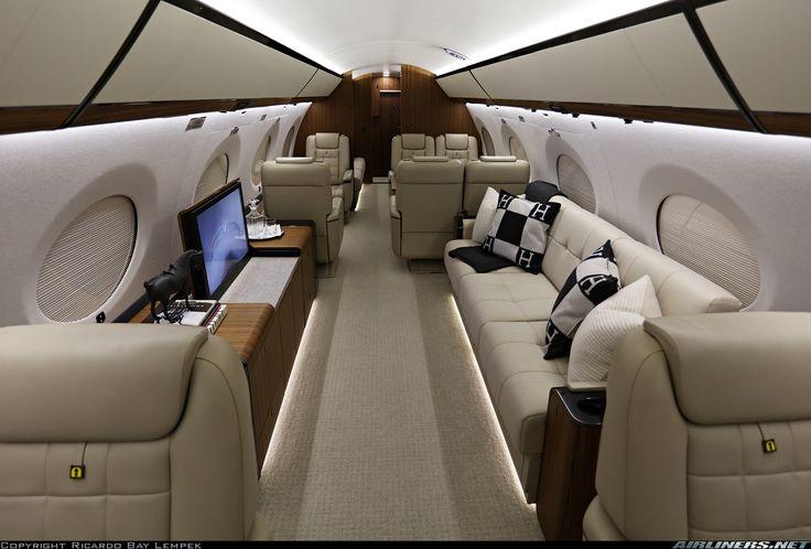 Gulfstream Aerospace G650 (G-VI) - Gulfstream Aerospace | Aviation Photo #4397839 | Airliners.net
