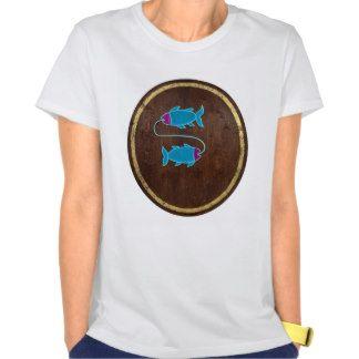 Pisces 2008 shirts