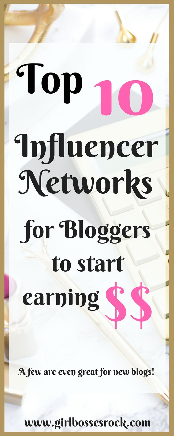 Are you ready to take your blog and social media to the next level? Aside from the many affiliate programs, there are also many influencer networks that will pay you to post about their product or service! These are my top affiliate programs and influencer networks to join to monetize your blog! #AffiliateMarketing  #affiliateprograms #InfluencerMarketing #Influencers #monetizeinstagram #monetizeyourblog #InfluencerMarketing