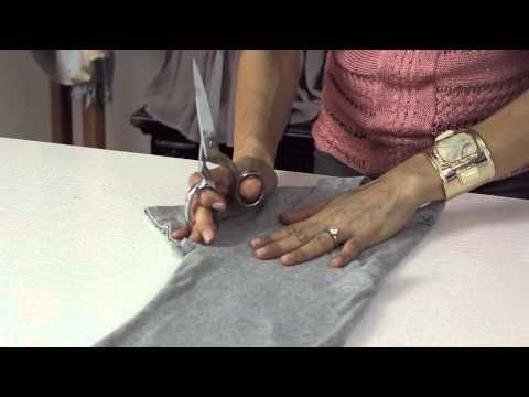 How Do I Turn a T-Shirt Into a Halter Top? : DIY Shirt Alterations