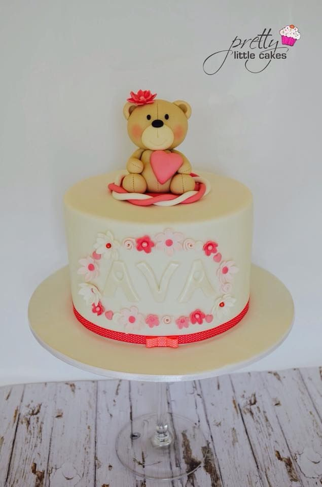 Cake Design Teddy Bear : 335 best Teddy bear theme images on Pinterest Teddy ...
