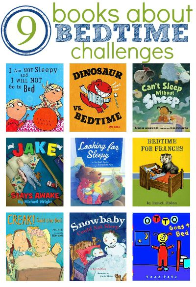 Books About Bedtime Archives - No Time For Flash Cards