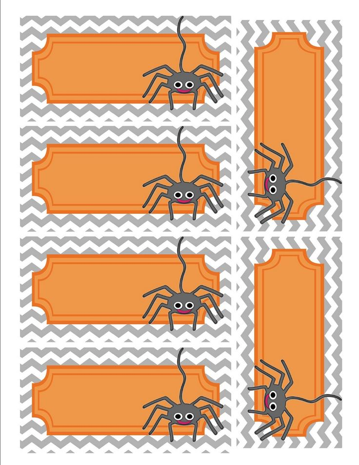 teacher halloween gifts | You could use Publisher or Photoshop to add text, or simply hand write ...