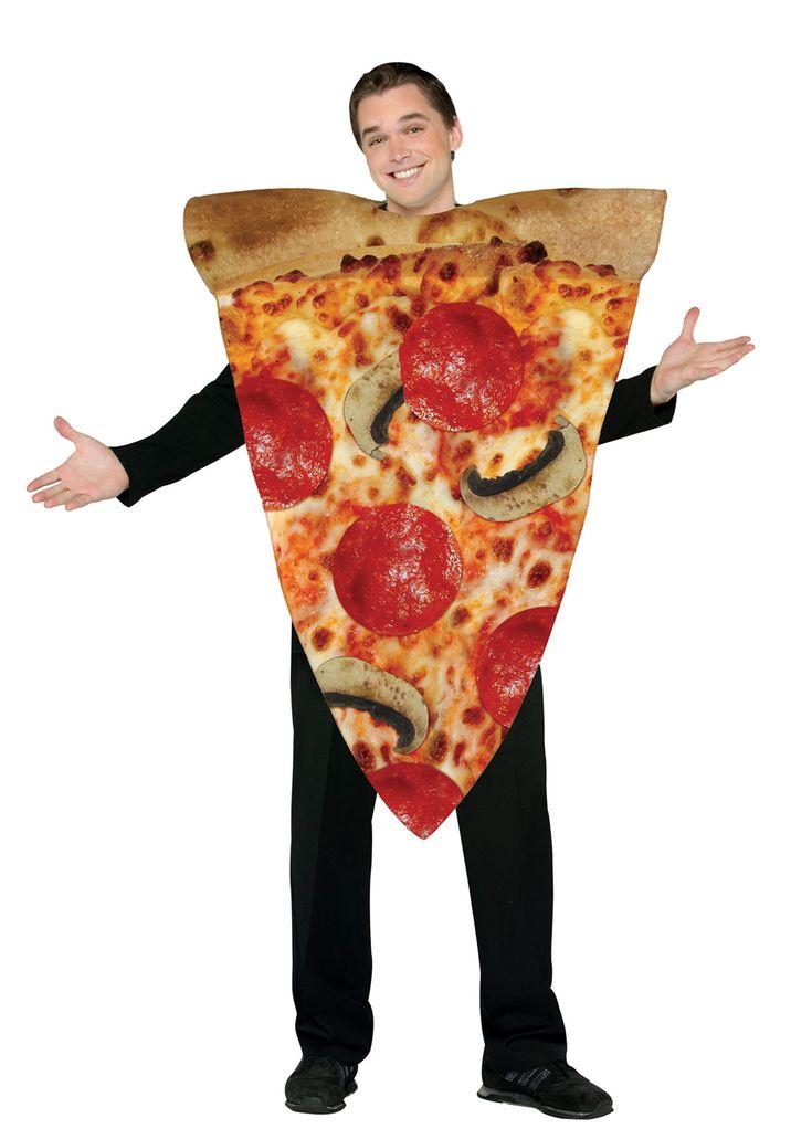 Déguisement part de pizza adulte : Deguise-toi, achat de Déguisements adultes