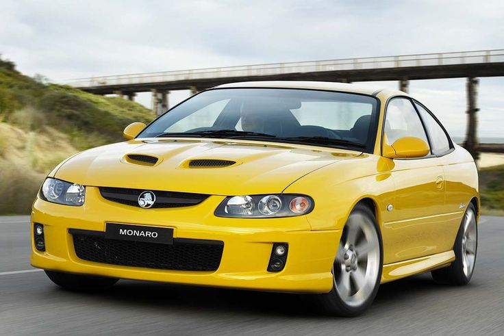 A salute to Australia's 10 most important cars - holden monaro