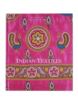 Indain Textiles by John  Gillow and B. Nicholas [Hard Cover]