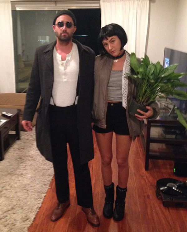 Image result for leon the professional costume