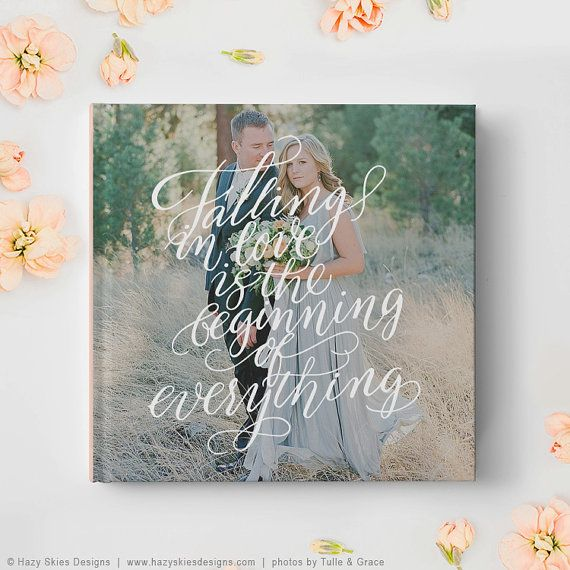 Wedding Photo Book Cover Ideas : Best ideas about wedding album cover on pinterest