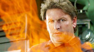 James Martin: Home Comforts salmon with vermouth
