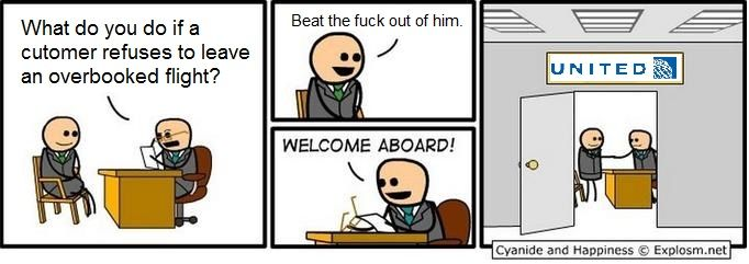How to get hired at United Airlines 101