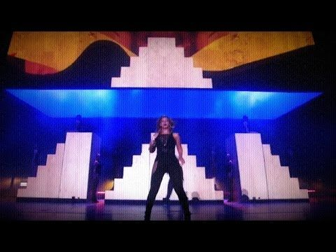 Beyonce Illuminati Pyramid Ritual at NWO Global Citizen Festival 2015 Exposed (Redsilverj) - YouTube