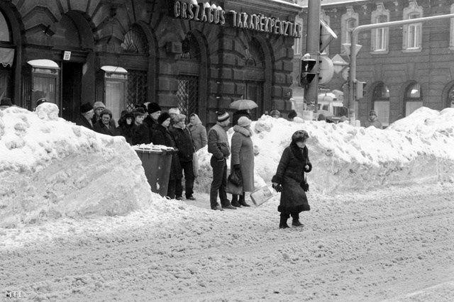 Emlékek arról a bizonyos 1987-es budapesti hideg télről | WeLoveBudapest HU