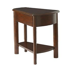 Wedge End Table · Space SavingEnd ...