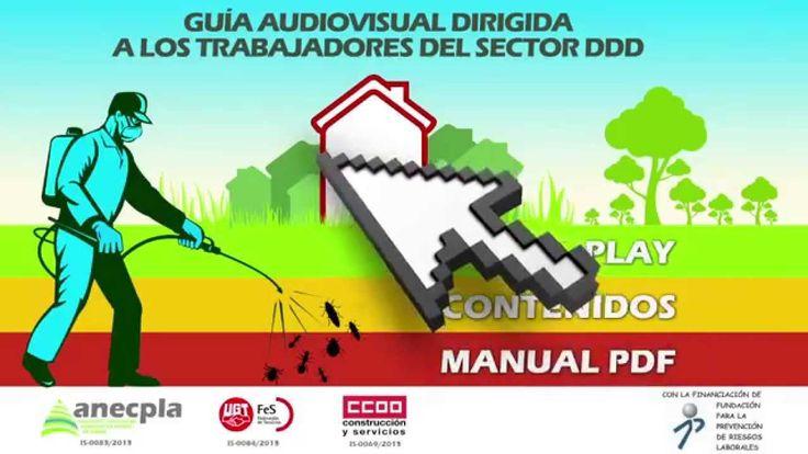 Manual técnico de prevención de riesgos laborales del sector DDD