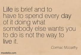 cormac mccarthy quotes - Google Search