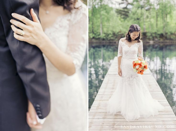 Bridal portrait | Wedding dress | Bride