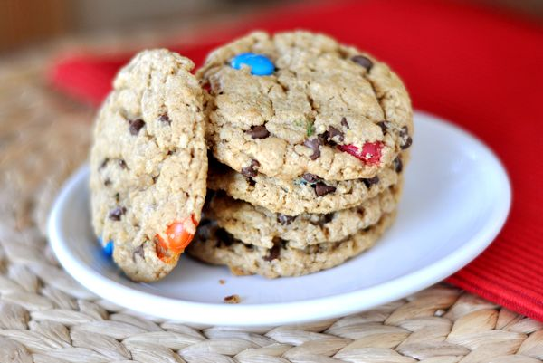 Mel's Kitchen Cafe | Monster Cookies