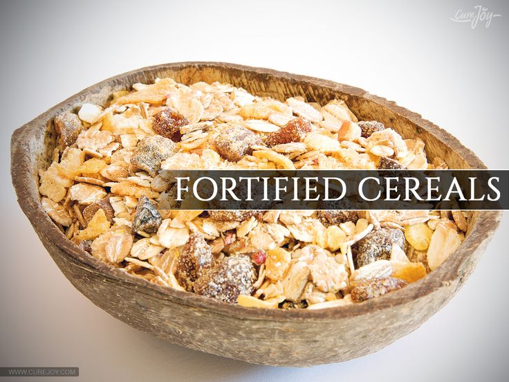 #4.Fortified Cereals  Fortified cereals are a good source of vitamin B6 that releases melatonin. Cereals work better than supplements and are more beneficial for the health.