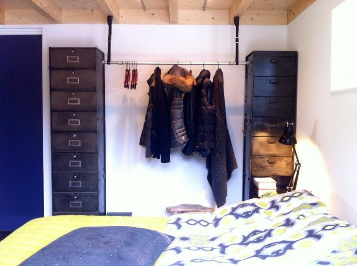 Wardrope in bedroom
