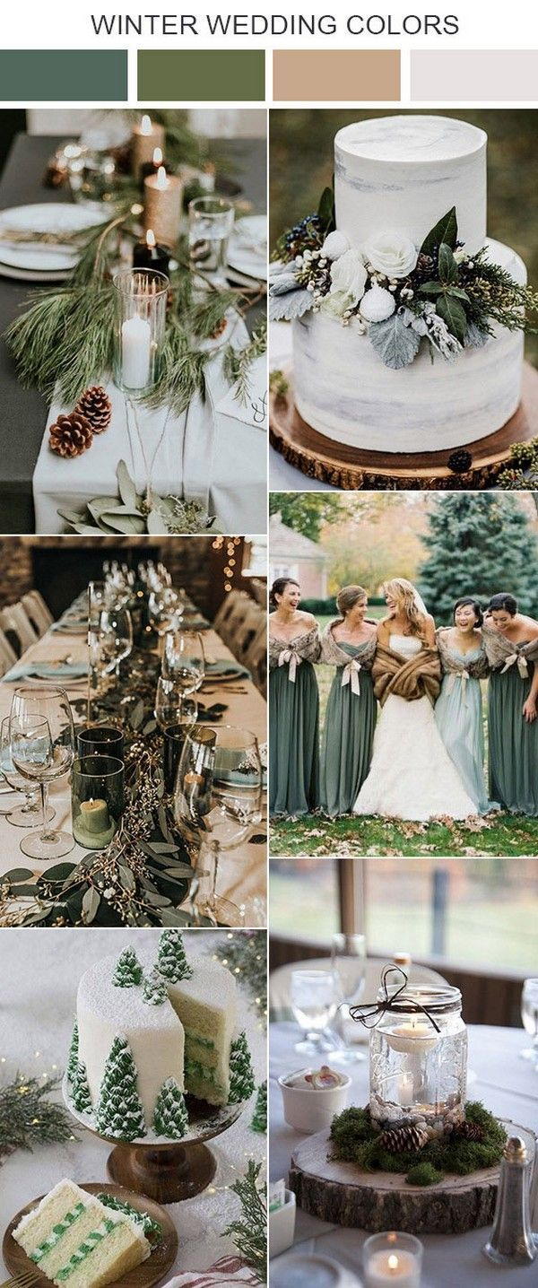 Top 9 Winter Wedding Color Palette Ideas For 2020 In 2020 Winter Wedding Color Palette Wedding Themes Winter Wedding Color Schemes Winter