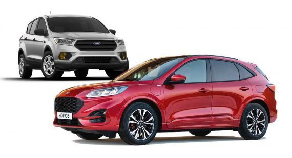 2020 Ford Kuga Here Are The Full Preview Latest Cars Ford Kuga Best Luxury Cars