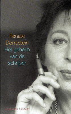 6/52 Schrijven over schrijven - Renate Dorrestein Zie ook mijn boekenblog: http://mijnboekenkast.blogspot.nl/2016/01/schrijven-over-schrijven-renate.html