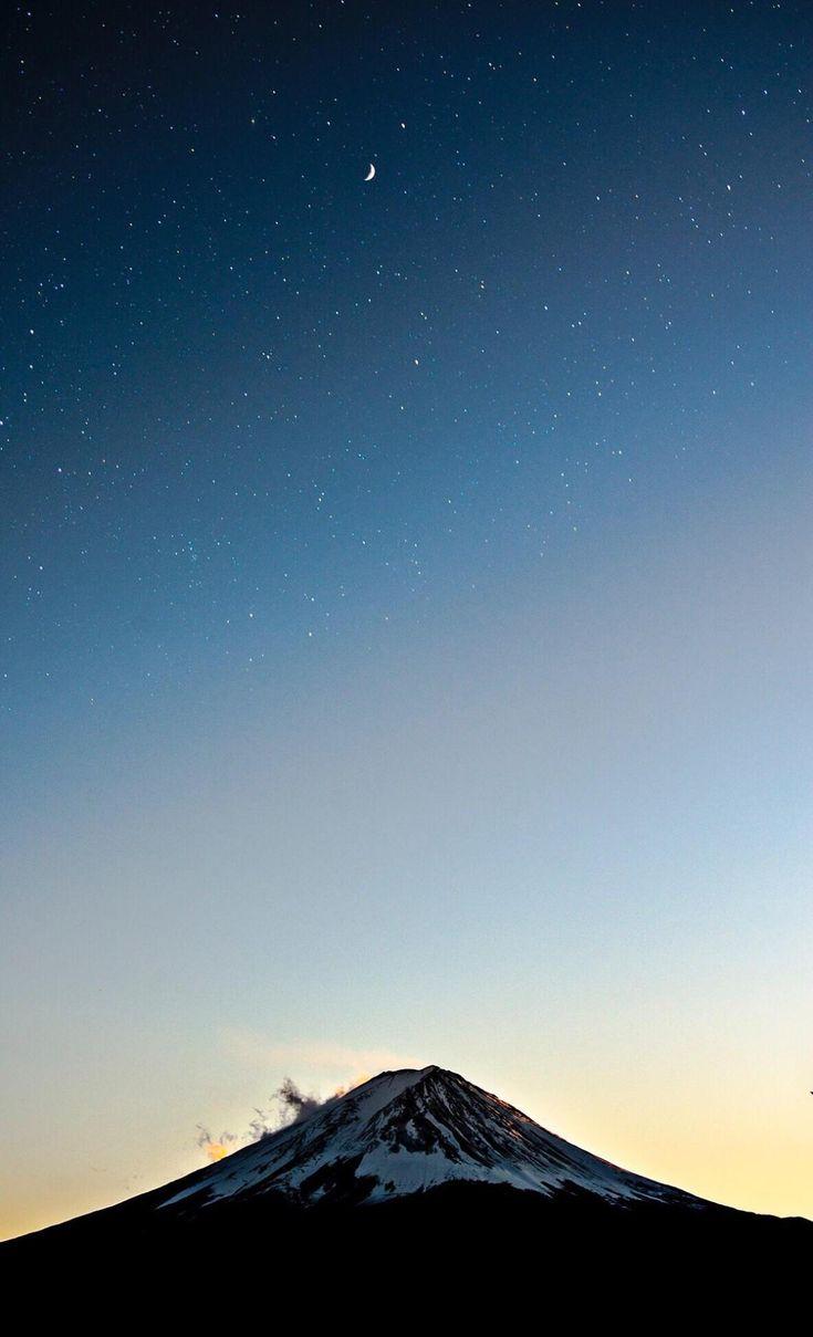 The Stars Of Mt.Fuji