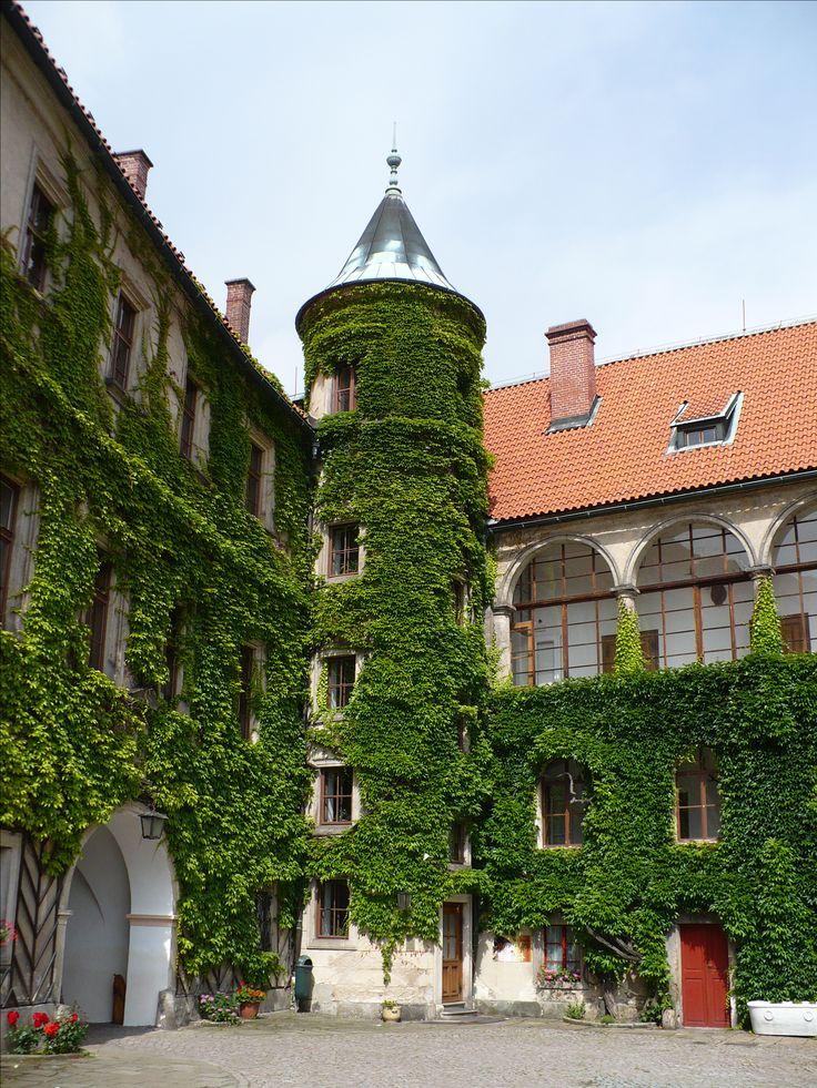 Zámek (Castle) Hrubá Skála, Czech Republic