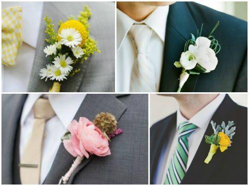 Esküvői virágok - Normál csomag összeállítás