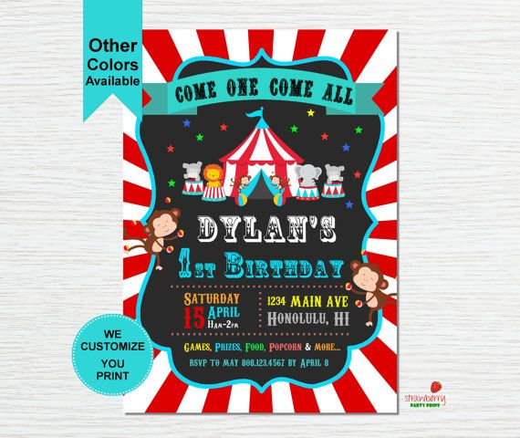 The 5489 best Kids Birthday Invitations images on Pinterest 1st