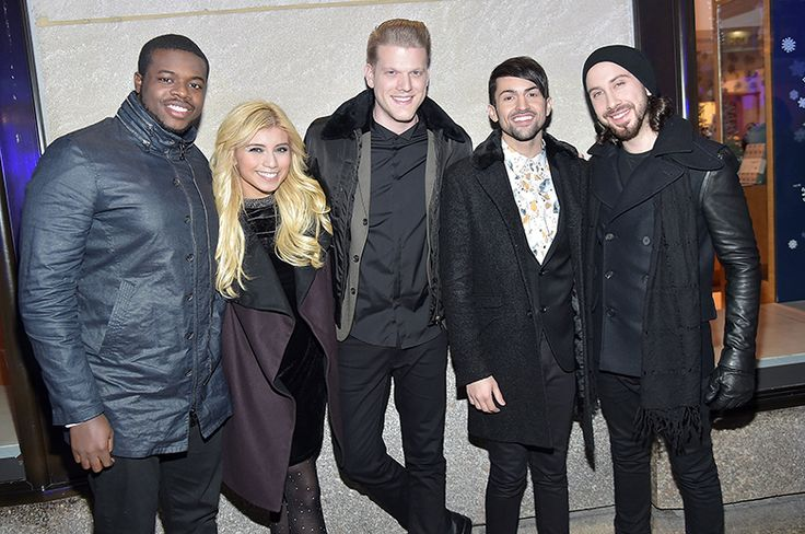 Kirstie Maldonado- Interview With Pentatonix Lead Singer