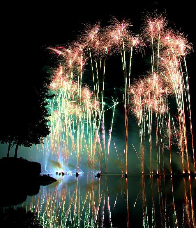 Forest Lights - Festival International d'Art et de Pyrotechnie en juillet  - Saint-Palais-sur-Mer, Poitou-Charentes
