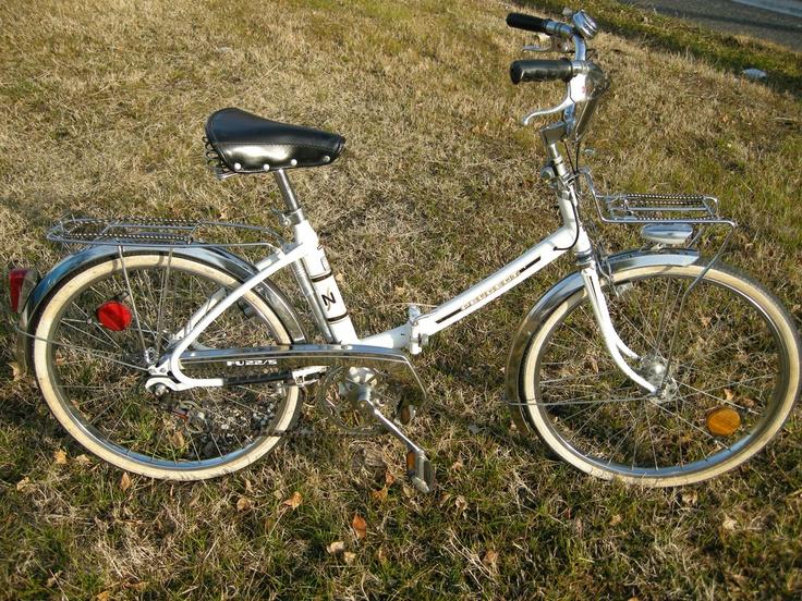 peugeot 1970s folding bike almost exactly like mine. Black Bedroom Furniture Sets. Home Design Ideas