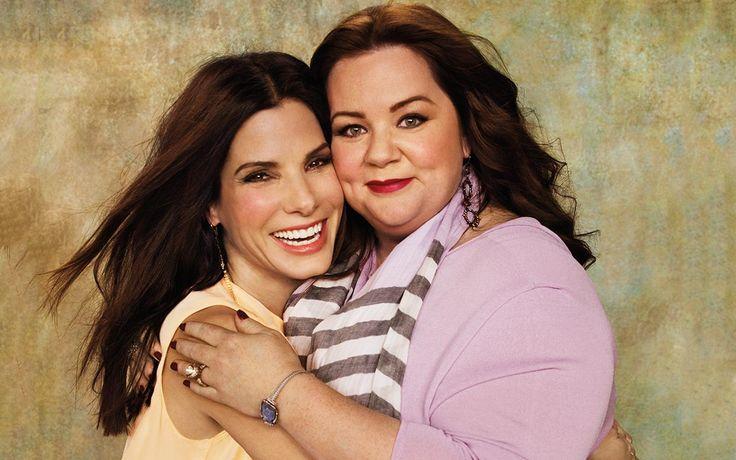 When Sandra Bullock Met Melissa McCarthy: A Real Hollywood Friendship