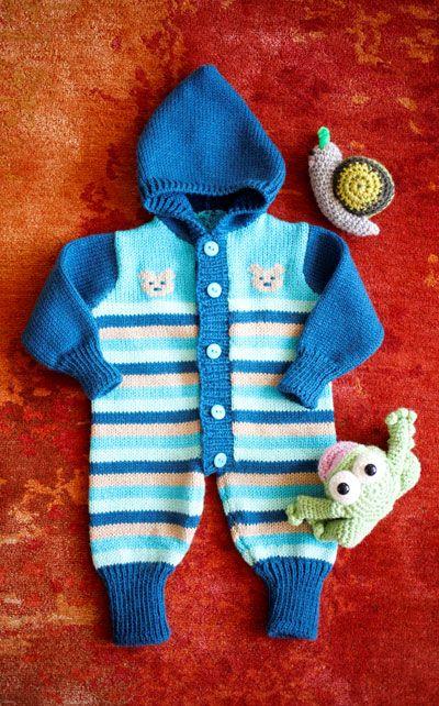Novita Oy - Neulemalli: Vauvan neulehaalari