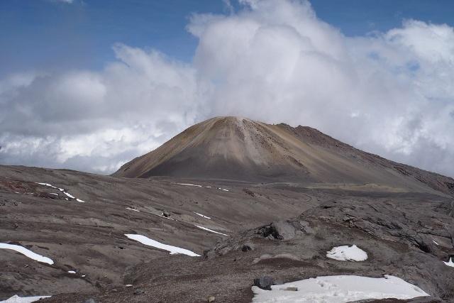 Olleta Crater, Los Nevados Park, Manizales, Colombia