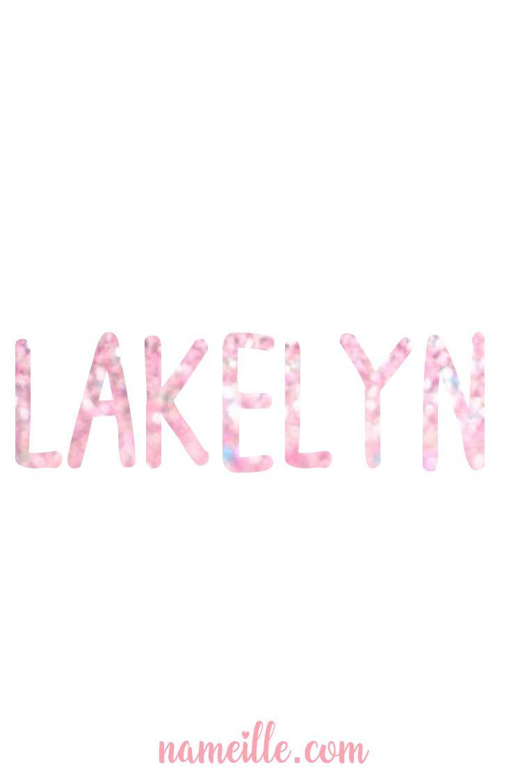 Baby Names for Girls - KITELYN